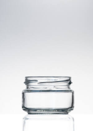 106 ml TO 66 lapos befőttesüveg