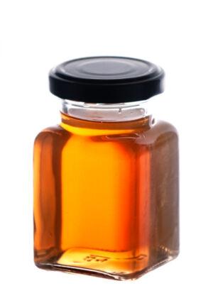 150 ml (TO 53) KVADRO befőttesüveg