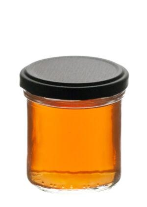 165 ml (TO66) PÁSTÉTOMOS befőttesüveg