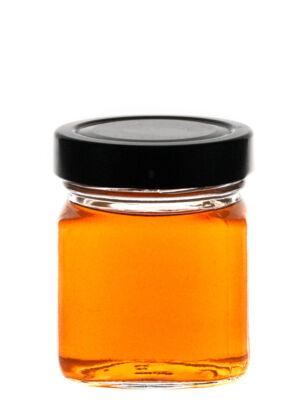 212 ml (TO 63 DEEP) KVADRO befőttesüveg