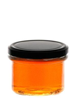 235 ml (TO 82) PÁSTÉTOMOS befőttesüveg