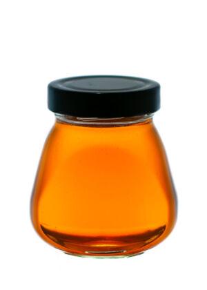 300 ml TO 63 (deep) Oval befőttesüveg