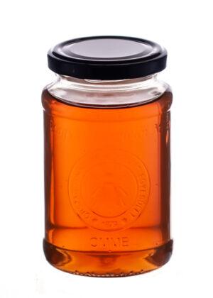 380 ml (TO 63) OMME Termelői Mézes befőttesüveg