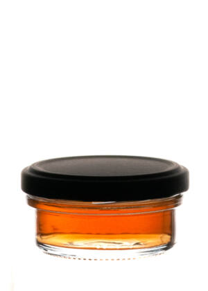 .65 ml (TO 66) PÁSTÉTOMOS befőttesüveg