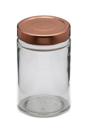 370 ml (TO 70 DEEP) ELEGANT befőttesüveg