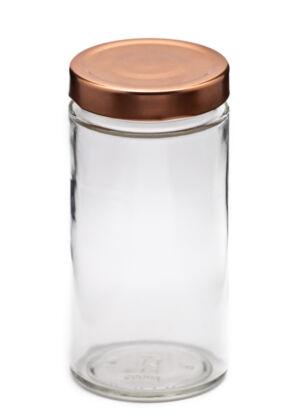 500 ml (TO 70 DEEP) ELEGANT befőttesüveg