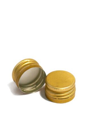PP 24x15 arany előremenetelt csavarzár