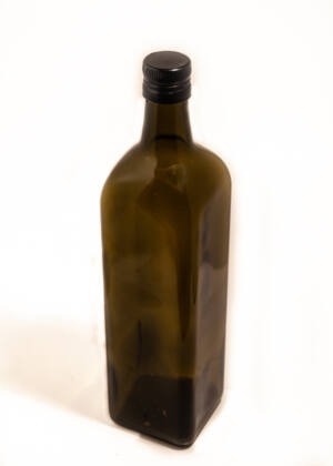 _1000 ml PP 31,5 MARASHKA oliva zöld olajosüveg