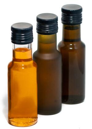 DORICA 100 ml (PP31,5) átlátszó olajosüveg