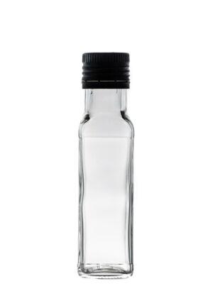 MARASHKA 100 ml (PP31,5) átlátszó olajosüveg