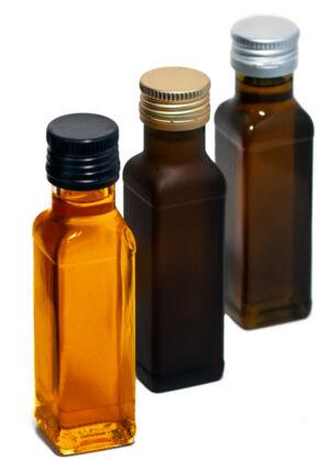 100 ml (PP31,5) MARASHKA átlátszó olajosüveg
