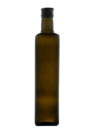 500 ml Dorica oliva zöld olajosüveg