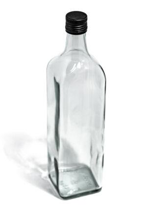 MARASHKA _1000 ml PP 31,5 átlátszó olajosüveg