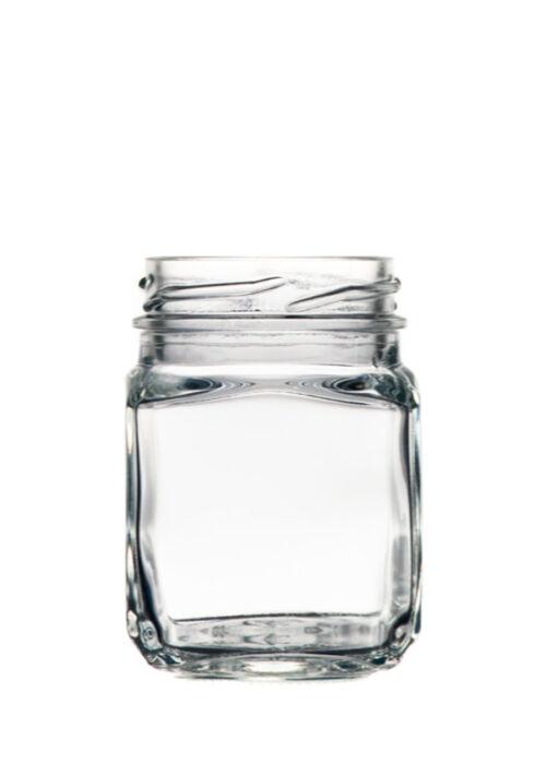 106 ml TO 48 kvadro befőttesüveg
