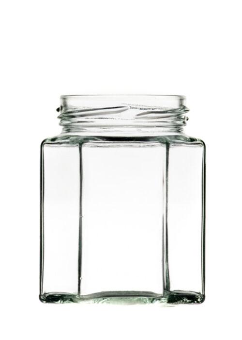 196 ml TO 58 Hexa befőttesüveg