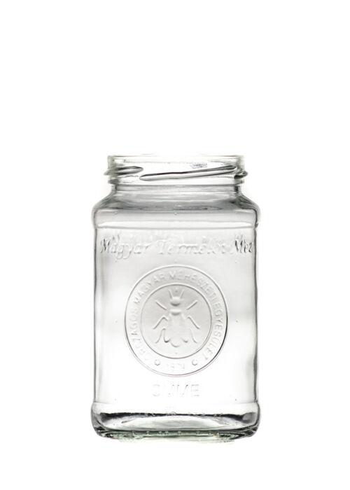 380 ml TO 63 OMME Termelői Mézes befőttesüveg
