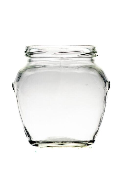 580 ml TO 82 Amphora befőttesüveg