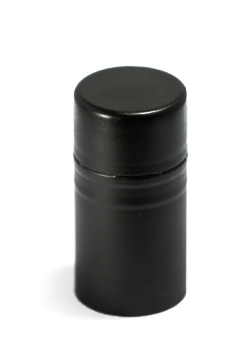 PP 30X60 fekete előremenetelt boroskapszula