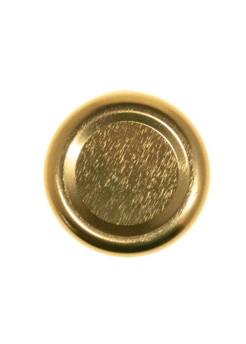 TO 38 (x9,6 mm) arany lapka