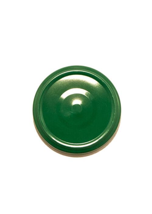 TO 63 zöld  vákumgombos lapka