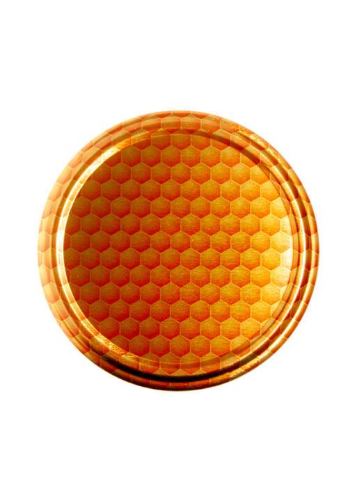 TO 82 méhsejtes arany mézes lapka